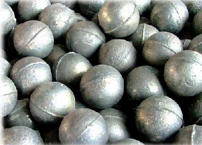 High Chrome Casting Iron Balls